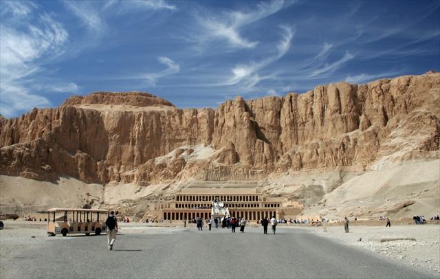 【エジプト】古代ロマン好き永遠の憧れ!世界遺産の街「ルクソール」