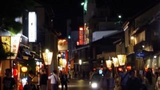 思い描いていた「京都」がここに。夜の祇園で舞妓はんに出会う