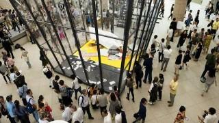 失敗作で作るアート!?横浜に現れた巨大なゴミ箱【アート・ビン】