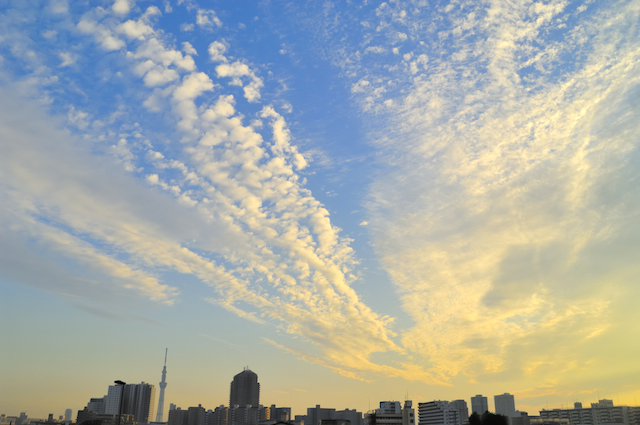 日本人はなぜ天気の話が好きなのか?