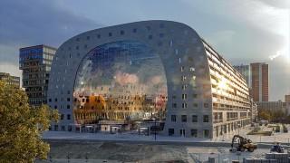 【オランダ】奇抜なデザインが見どころ!新しくオープンしたフードホール