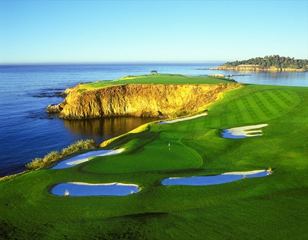 こんな場所でゴルフを楽しみたい!アメリカにあるとっておきのゴルフ場