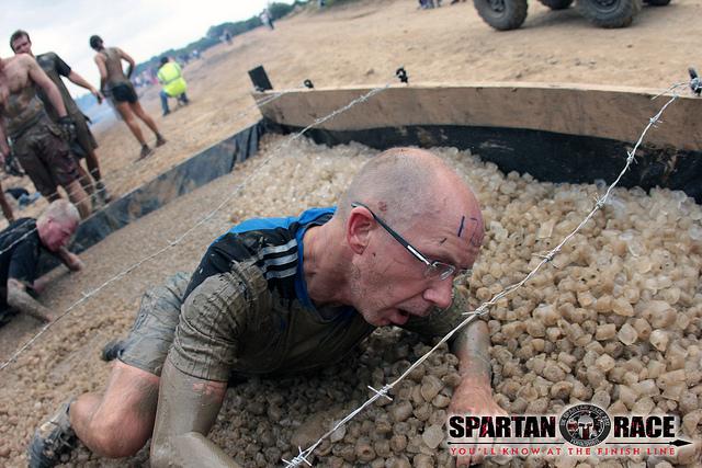 世界一過酷な障害物レース!「スパルタンレース」が怪物級