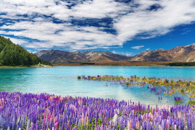 絶景に癒されたい旅好き必見!!「10日間で巡れる絶景リスト」