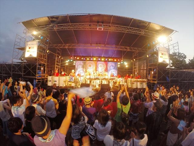 富山の小さな町から大きな世界を発信するフェスティバル
