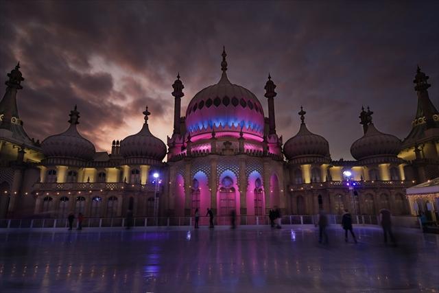 夢とファンタジーが溢れる、イギリスおすすめのアイススケート場をピックアップ
