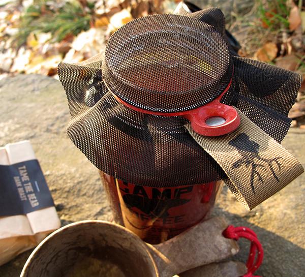大自然の中で飲みたいね!カウボーイコーヒー