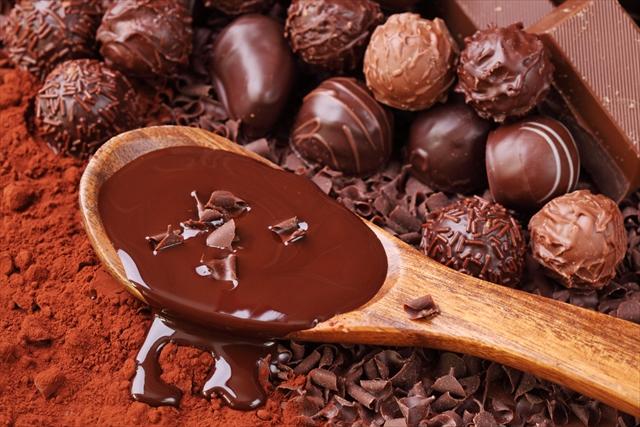 フランス最古のチョコレートタウ...
