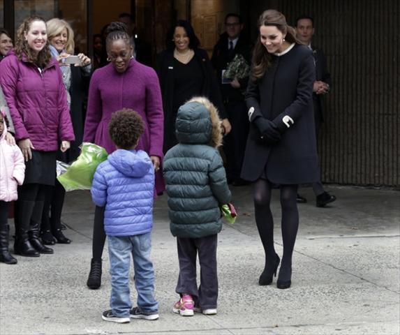 【真似したい!ロイヤルファッション】英国王室ロイヤルカップル NYの休日