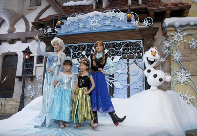 夢の国へ旅立とう!香港ディズニーランド「スパークリング・クリスマス」