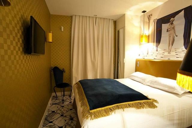 テーマは七つの大罪。ランジェリーデザイナーがてがけたパリのホテルが話題に!