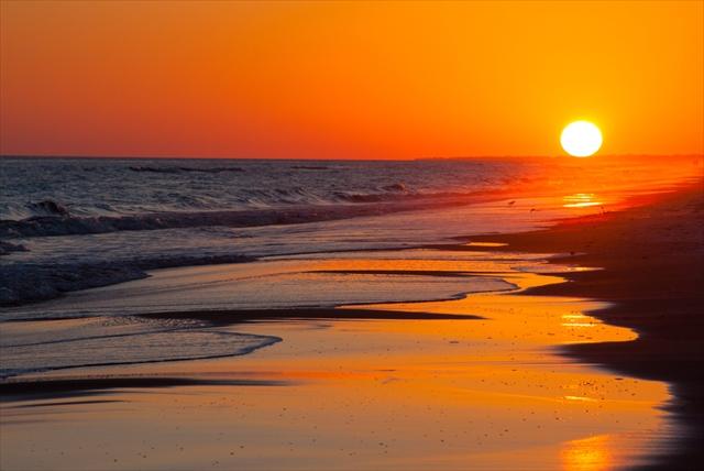 【絶景】天皇も見入られた美しい波紋「御輿来海岸」はこれからが見頃Yoko