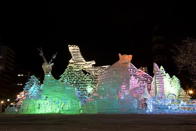 今年はどんな雪像が? 北国の冬の祭典・さっぽろ雪まつり