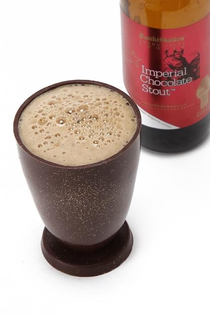 【2月7日開催】クラフトビールを飲みながら「食べられるチョコグラス」の制作イベント