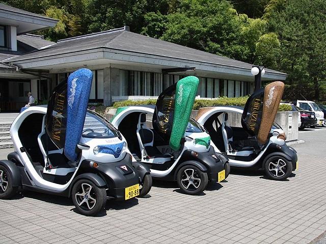 合理的すぎ!地球と人に嬉しい「カーシェア」&「タクシー」サービス