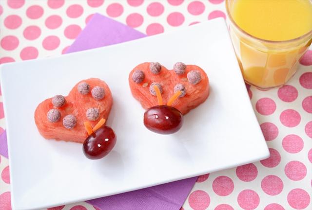 2月10日はフルーツアートの日!思わずほっこり可愛いフルーツアートたち