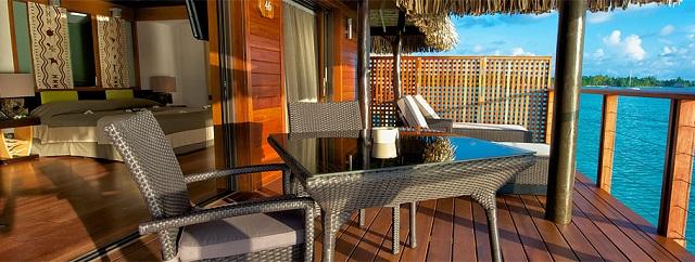 【タヒチ】極上リラックス。星野リゾートの新ホテルに注目