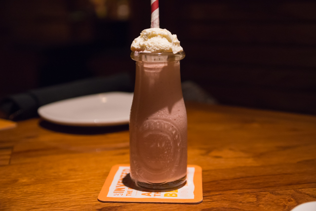 【日本未上陸】NYのアウトバックのミルクシェイクが可愛すぎる!