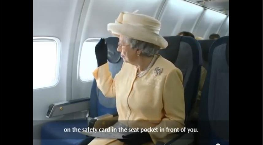 悶絶注意!世界の航空会社発・面白すぎる機内安全ビデオ5選