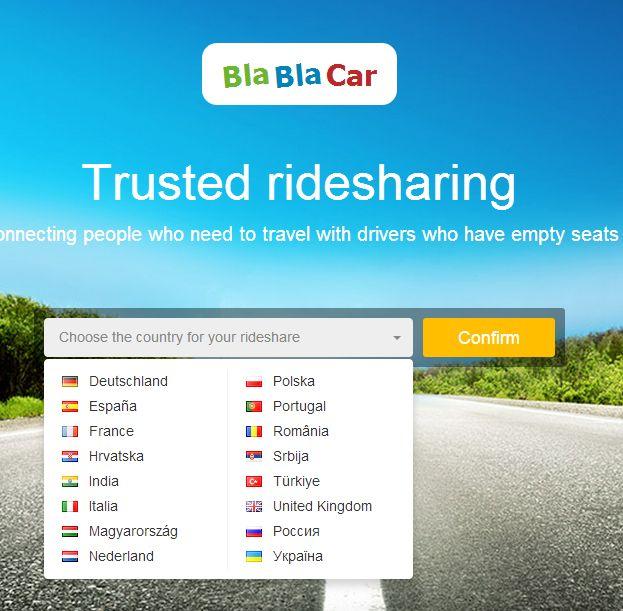 (旅のお役立ちTIPS)ヨーロッパで大人気!Blah Blah Carって?