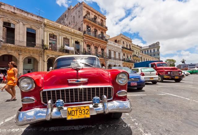 今のうちに行きたい!50年代へタイムスリップするキューバの旅