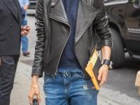 ニューヨークのファッショニスタに学びたい、デニムの着こなし