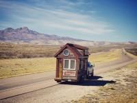 【北米】移動する小さな家には大きな夢!今話題のアメリカ大陸横断の旅