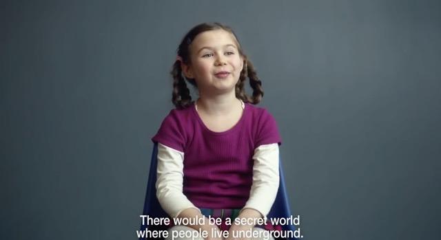 「あなたが夢見る場所はどこ?」S7航空が子供たちに質問したCMが心に染みる