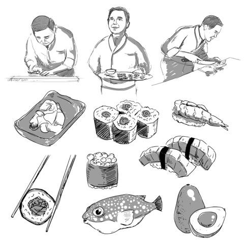 日本人も知っておきたい!海外で紹介されている美味しいお寿司の食べ方十ヶ条