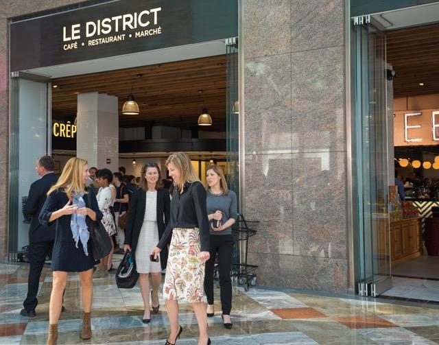 """【NYのOLが夢中】フレンチのエスプリを感じる最旬マーケット """"Le district"""""""
