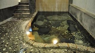 【大人限定の宿】足元から透明源泉が湧き出る、名泉奥津温泉