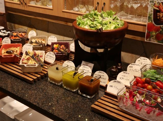 ホテルピエナ神戸の朝食ビュッフェが気になる。