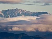 空に手が届きそう。雲の上のホテル
