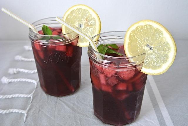 【ジャーレシピ】初夏にぴったり! ワインと果物で作る「サングリア」