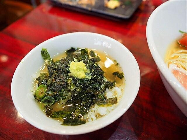 【大阪】食欲がいまいち無い日は「ひんやりラーメン」イリコスープで元気回復!