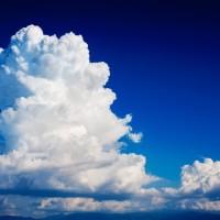 夏といえば・・・今こそよく知っておきたい積乱雲のこと