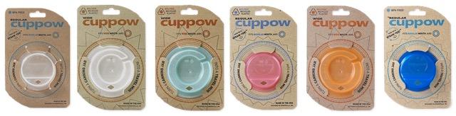 メイソンジャーがトラベルマグに変身!取り付けるだけの「cuppow」