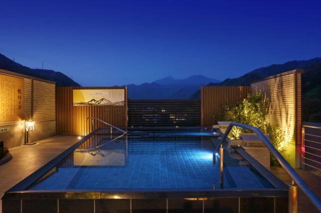 【鬼怒川】贅沢な時間をあなたへ。空中庭園露天風呂でゆったり至福のひととき