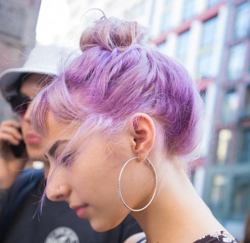 ニューヨーカーに学ぶ!夏のアレンジヘア
