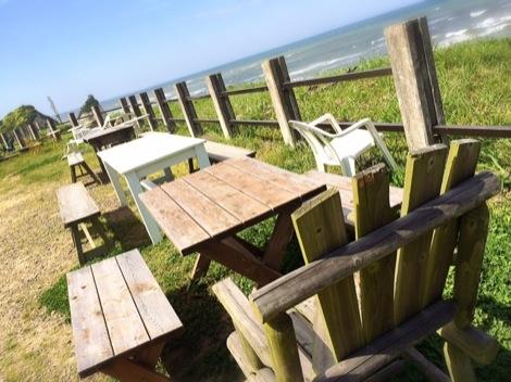【千葉】空と海しか見えない、崖の上の絶景カフェ「GAKE」