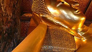 【タイ】有名な黄金の大仏様!バンコク最古の寺院「ワット・ポー」