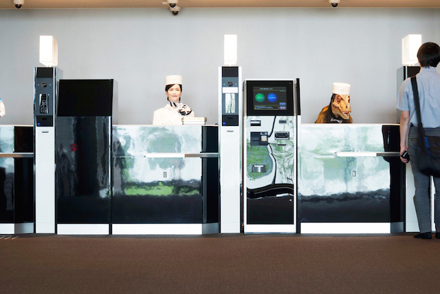 【長崎】これが未来のホテル!?ロボットが働く「変なホテル」