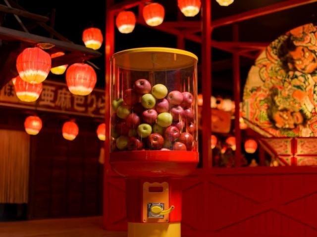 りんごガチャにジュースの出る蛇口!「星野リゾート 青森屋」が楽しすぎる