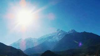 【絶景】大自然の世界!神々が棲むと言われるヒマラヤの山々が美しい