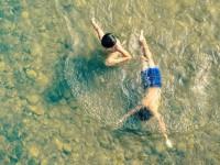 水難事故の9割が○○で!この夏川遊びをする際の注意点