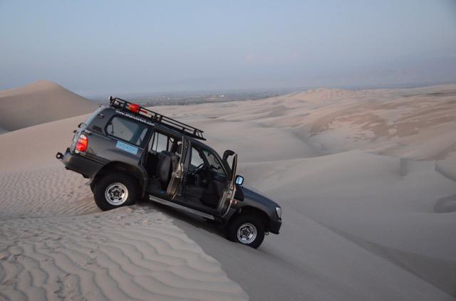 スリル満点!星満天!童心に返れる遊び場「パラカス砂漠」って知ってる?