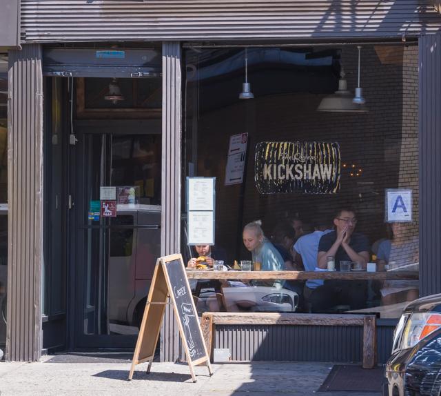 【NYカフェ】とびきりデリケートなフレンチ・トースト