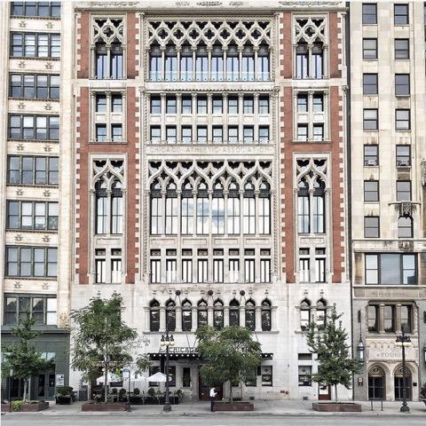 シカゴで宿泊するならここ!オシャレが楽しくなるブティックホテル