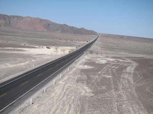 【ペルー】ナスカの地上絵を「地上から」見てみたら... 【ペルー】ナスカの地上絵を「地上から」見