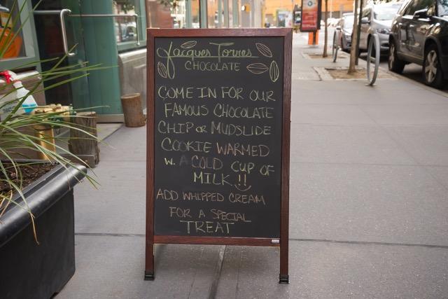 【NY土産におススメ】ジャック・トレスのチョコレート